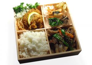 焼肉スペシャル弁当(松)